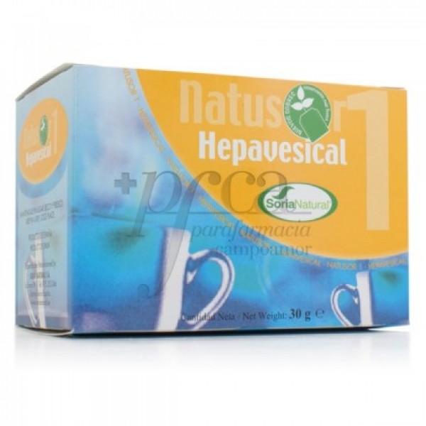NATUSOR 1- HEPAVESICAL INFUSION R.03029