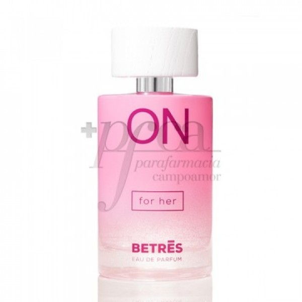 PERFUME LOVELY FOR HER BETRES 100ML