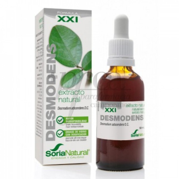 EXTRACTO XXI DESMODENS 50ML 04481