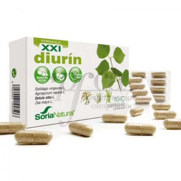 DIURIN 10-C 30 CAPS SORIA NATURAL