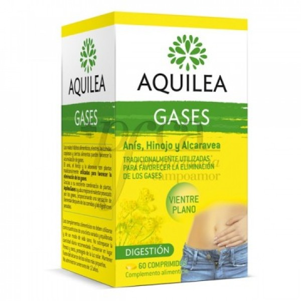 AQUILEA GASES 60 COMPS