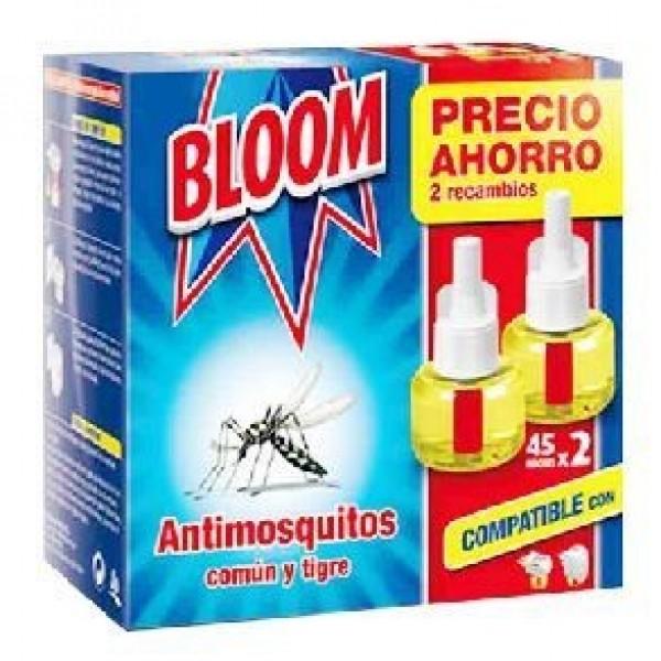 Bloom INSECTICIDA recambio eléctrico 90 noches