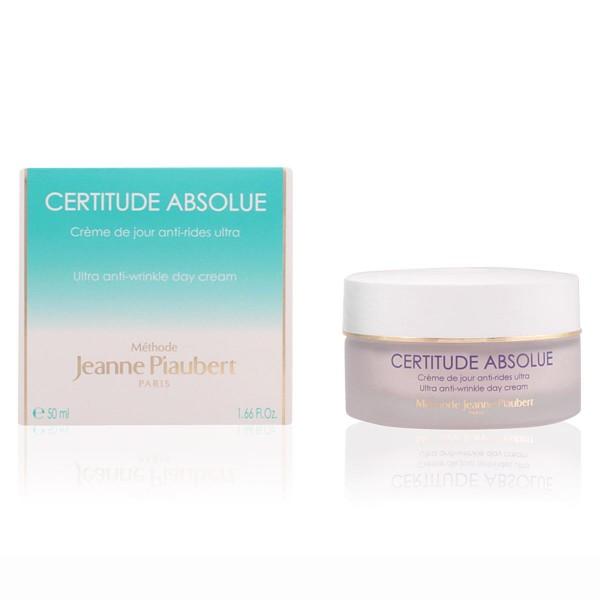 Jeanne piaubert certitude absolue ultra anti-wrinkle day cream 50ml