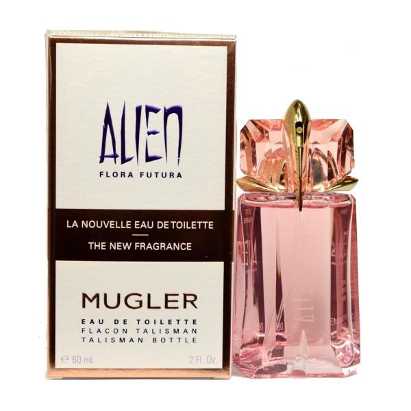 Thierry mugler alien flora futura eau de toilette 60ml vaporizador