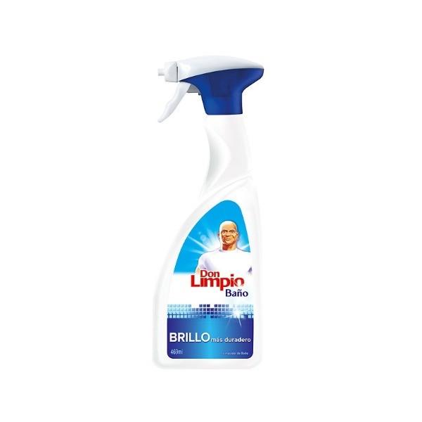 DON LIMPIO Limpiador baño pistola 470 ml