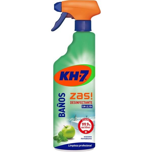 Kh-7 Zas! Baños Desinfectante 750 ml