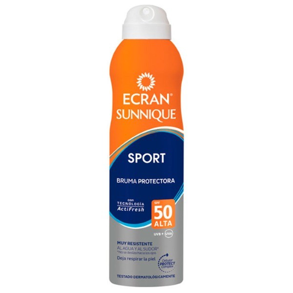 Ecran Sun Spray invisible Sport SPF 50,  250 ml