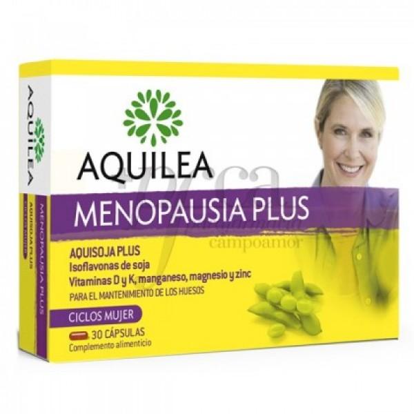 AQUILEA MENOPAUSIA PLUS 30 CAPS