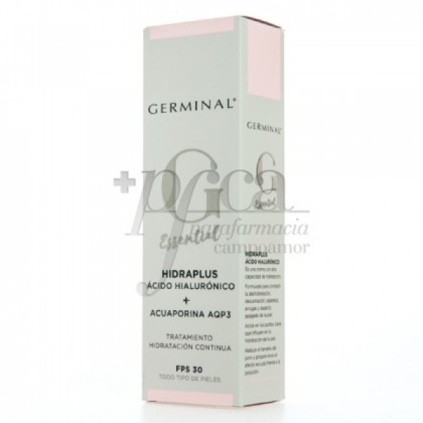GERMINAL ESSENTIAL HIDRAPLUS 50ML