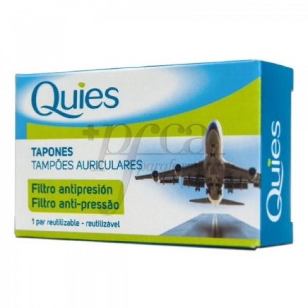 TAPONES OIDOS QUIES EAR PLANES ADULTO 2U