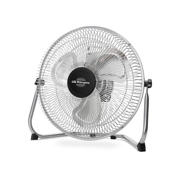 Orbegozo pw 1230 ventilador industrial aspas de 30cm 3 velocidades de ventilación 45w de potencia
