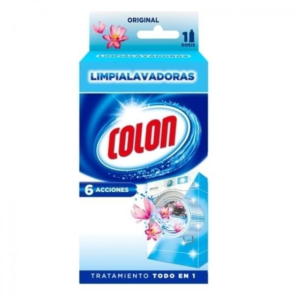 Colon limpia lavadoras tratamiento todo en 1 1dosis