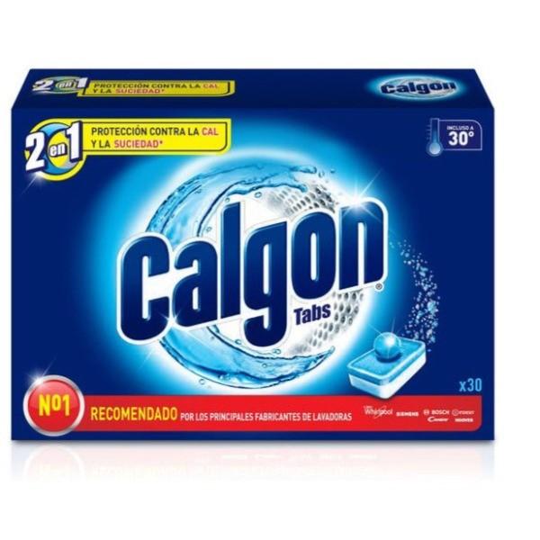 Calgon antical pack 30 pastillas
