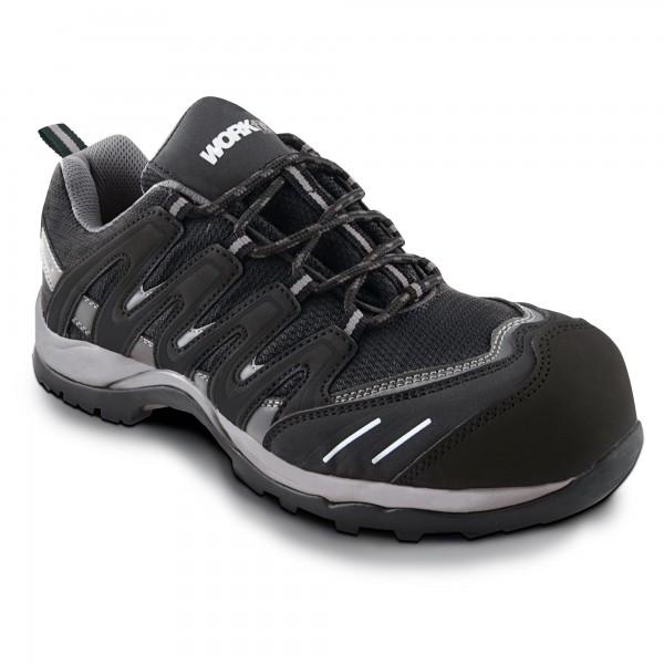 Zapato seg. workfit trail negro n.40