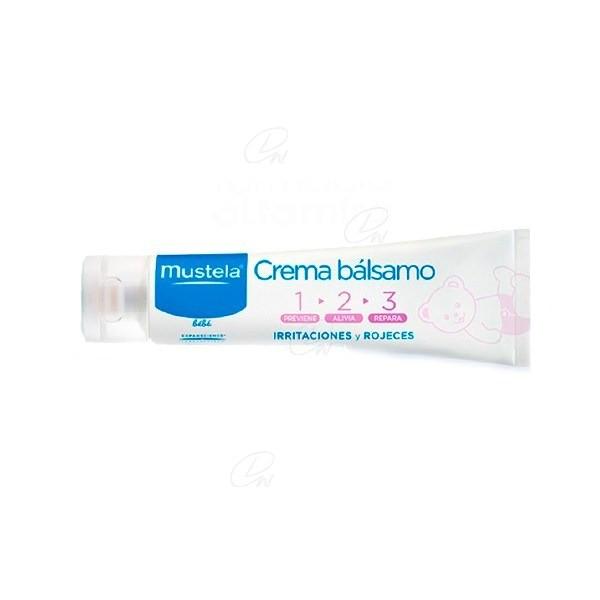 MUSTELA CREMA BALSAMO 1, 2, 3. 50 ML