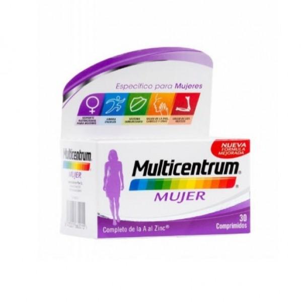 MULTICENTRUM MUJER 30 COMPS
