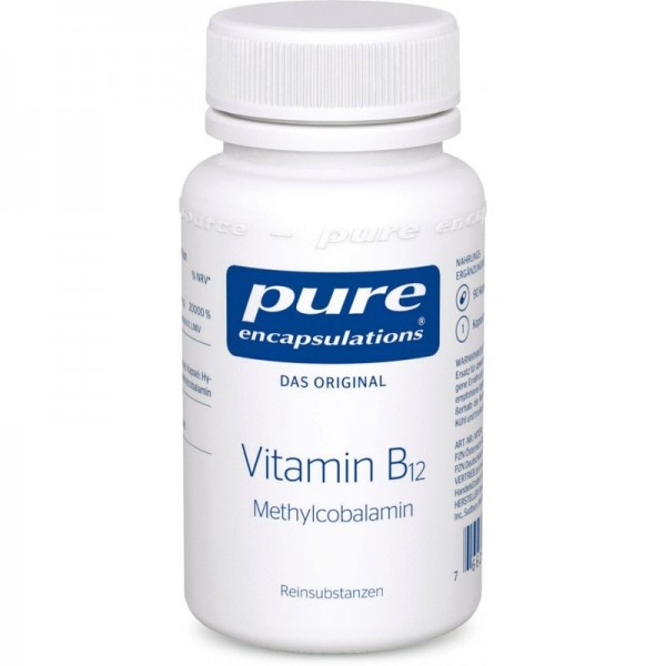 PURE ENCAPSULATIONS VITAMINA B12 90 CAPS