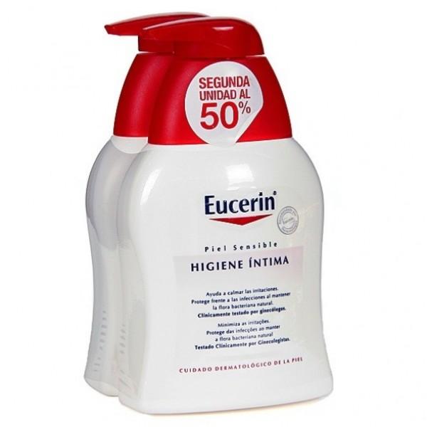EUCERIN HIGIENE INTIMA 2X 250ML PROMO
