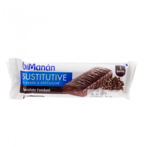 BIMANAN SUSTITUTIVE 1 BARRITA CHOCOLATE FONDANT