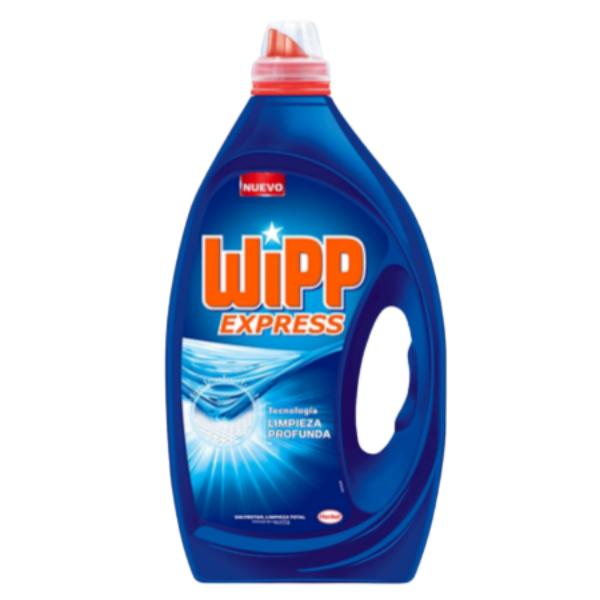 Wipp Express detergente Limpieza Profunda 30 + 3 lavados GRATIS