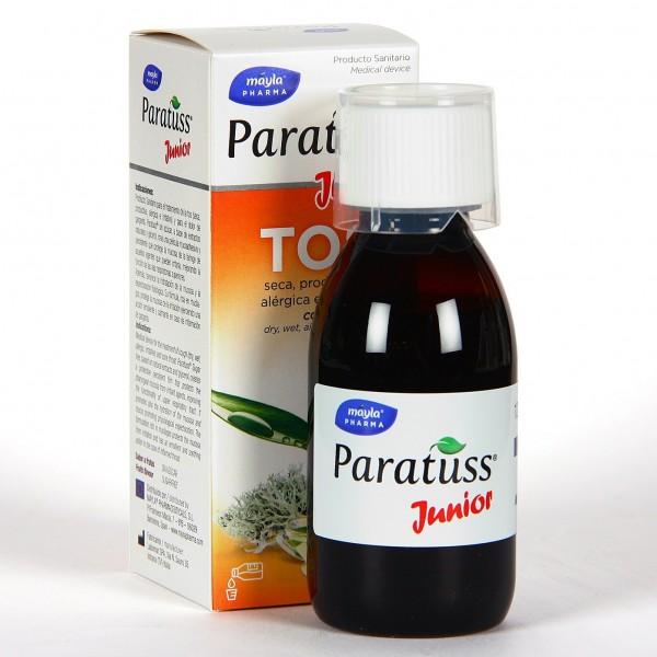 PARATUSS JUNIOR 120 ML
